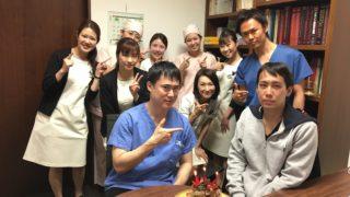 ♪湯田先生 生誕祭♪