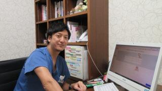 吉武医師の診療がはじまります!!